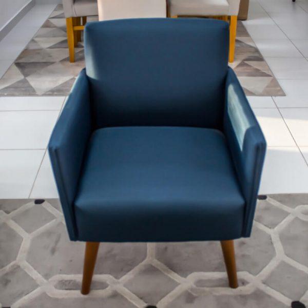 Poltrona Indaial Azul (1)